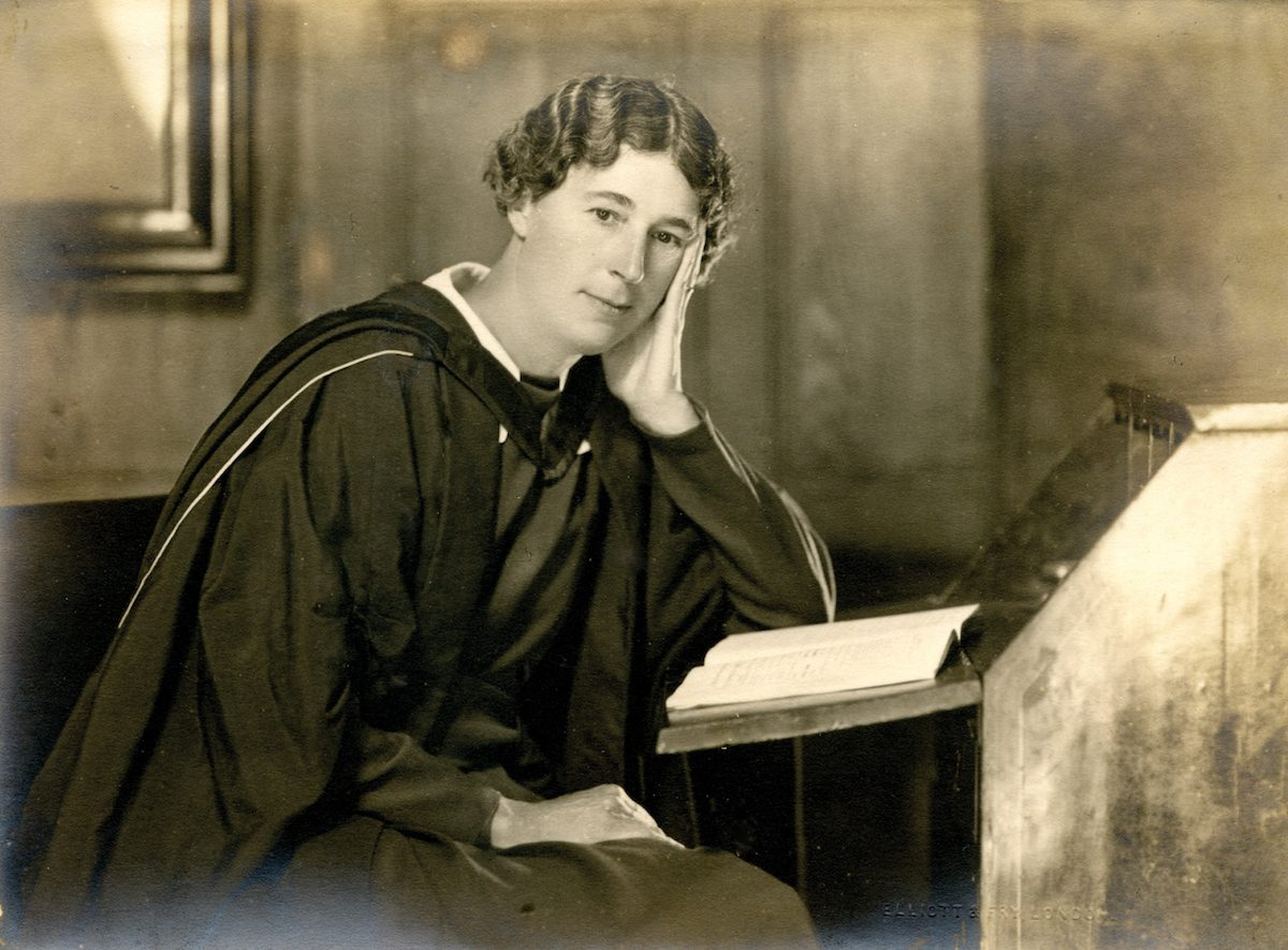 Constance Coltman - image credit: United Reformed Church